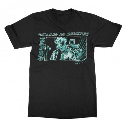 falling-in-reverse - DNA Tee (Black)