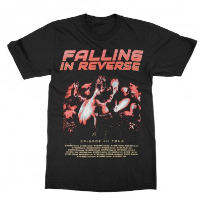 falling-in-reverse - Episode III Tee (Black)