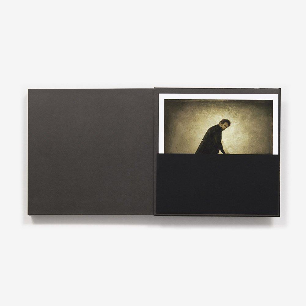 Tom Waits by Matt Mahurin Book (Special Edition)