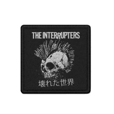 the-interrupters - Broken World Patch