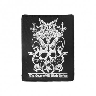 Dark Funeral - Black Hordes Patch