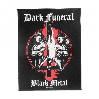 dark-funeral - Cloak Back Patch