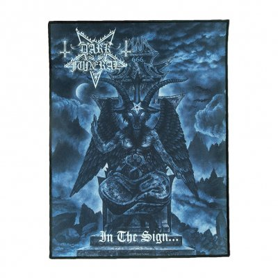 Dark Funeral - In The Sign Back Patch