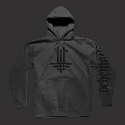 behemoth - Debossed Triumviratus Pullover Sweatshirt (Black)