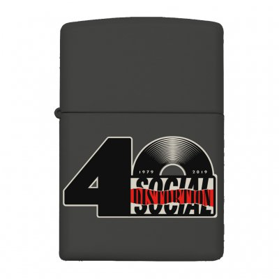 social-distortion - 40th Logo Lighter