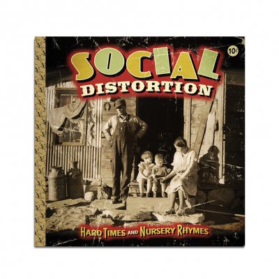 social-distortion - Hard Times and Nursery Rhymes CD