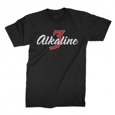 alkaline-trio - The 3 Tee (Black)