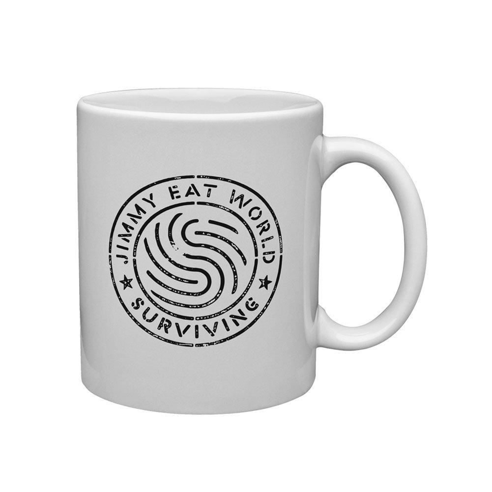IMAGE | Surviving Coffee Mug (White)
