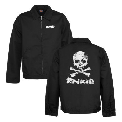 rancid - D-Skull Work Jacket