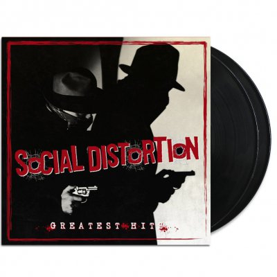 social-distortion - Greatest Hits 2xLP (Black)