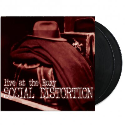 social-distortion - Live At The Roxy 2xLP (Black)