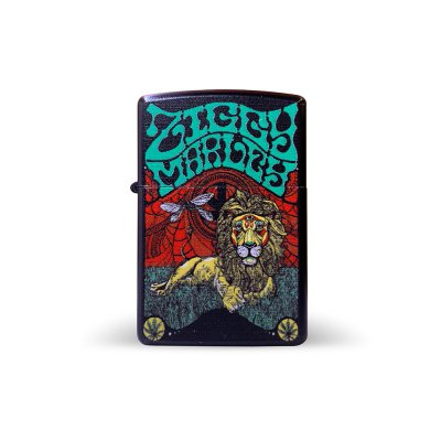 ziggy-marley - Lion Flip-Top Lighter