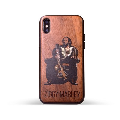 ziggy-marley - Ziggy Phone Case (iPhone 10 + Galaxy S 10)