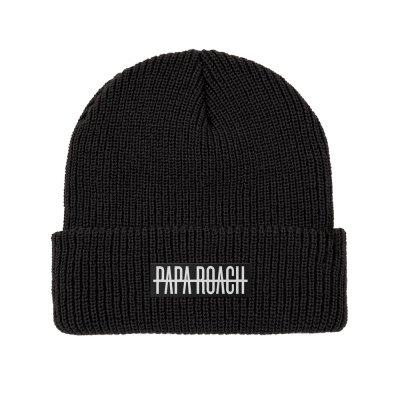 papa-roach - Logo Beanie (Black)