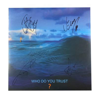 papa-roach - Who Do You Trust? LP (Orange)