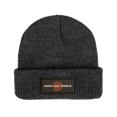 jimmy-eat-world - Surviving Patch Beanie (Grey)