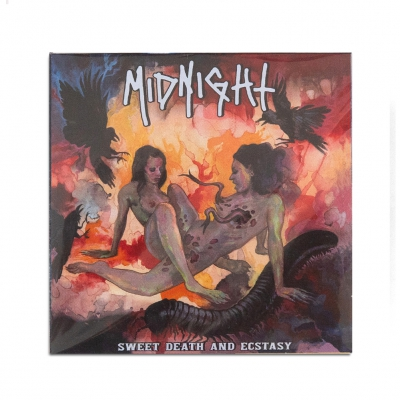 midnight - Sweet Death And Ecstasy 2xCD