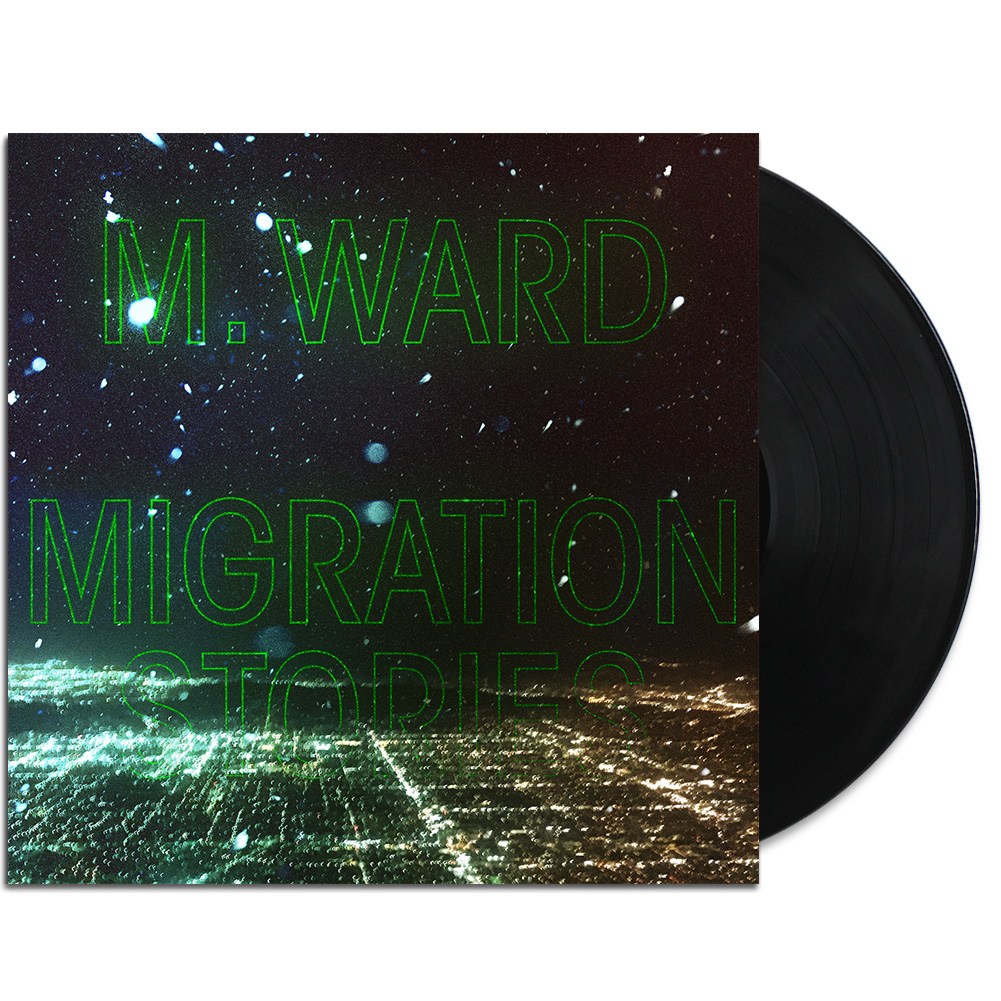 IMAGE   Migration Stories LP (Black)