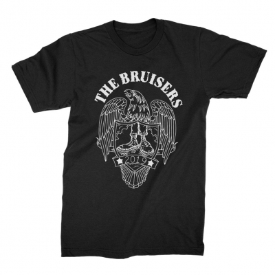 bruisers - Eagle Shield Tee (Black)