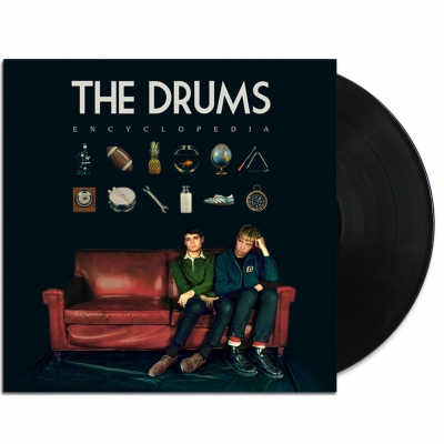 the-drums - Encyclopedia LP (Black)