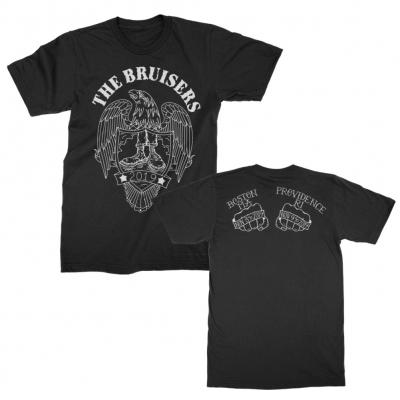 bruisers - Eagle Shield Tour Tee (Black)