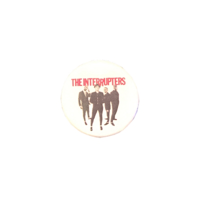 the-interrupters - FTGF Album Button