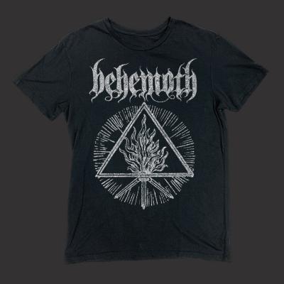 behemoth - Vintage Sigil T-Shirt (Vintage Black)