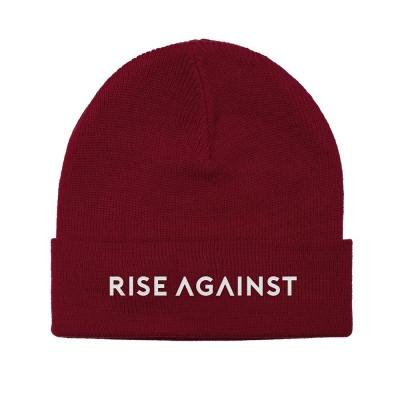 rise-against - Classic Logo Beanie (Red)