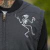 IMAGE | Skelly Work Vest (Black) - detail 4