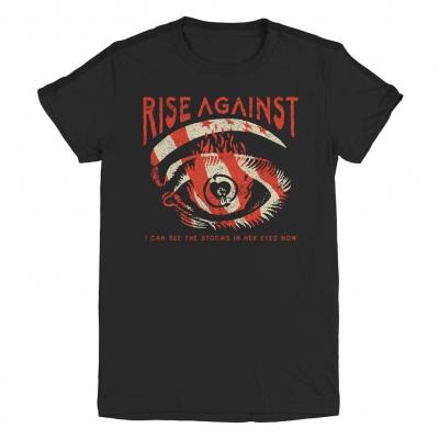 rise-against - Storm Eye Women's Tee (Black)