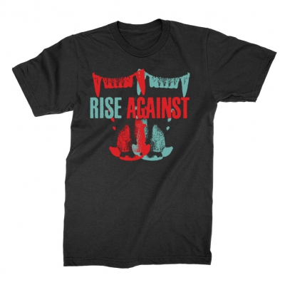 rise-against - Fangs Tee (Black)