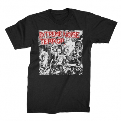 Extreme Noise Terror - Extreme Noise Terror Holocaust Tee