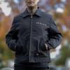 IMAGE   Statue Eisenhower Jacket (Black) - detail 3