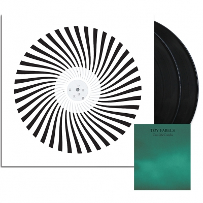 anti-records - Tip Of The Sphere 2xLP (DLX: Tippy Top Edition) + Toy Fables Book Bundle