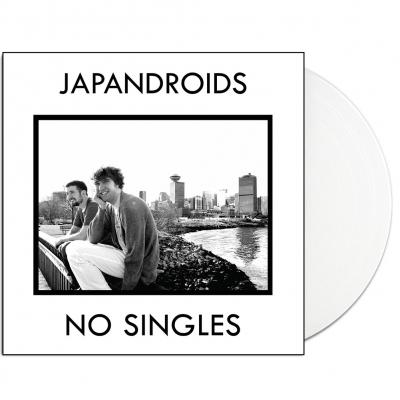 japandroids - No Singles Vinyl (White)