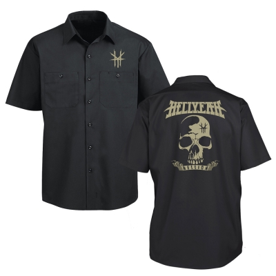 hellyeah - HY Workshirt (Black)