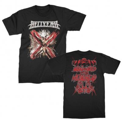 X Metalhead Tee (Black)