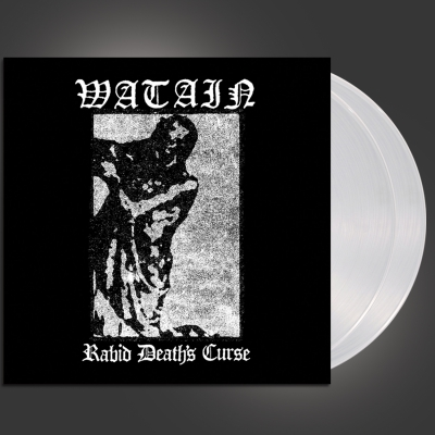 watain - Rabid Death's Curse 2xLP (Clear)