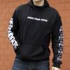 IMAGE | Everything Sucks Pullover Hoodie (Black) - detail 2