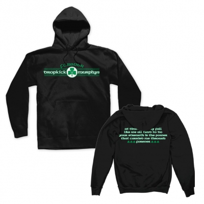 Forever Pullover Hoodie (Black)