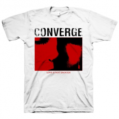converge - Love Is Not Enough Tee (White)