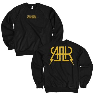 the-all-american-rejects - Logo Crewneck Sweatshirt (Black)