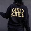IMAGE | Logo Crewneck Sweatshirt (Black) - detail 3