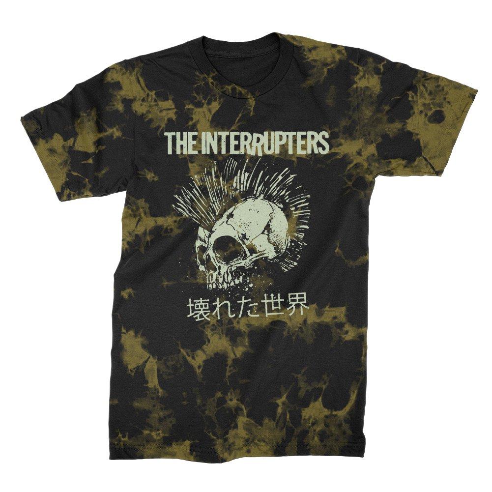 IMAGE | Broken World T-Shirt (Bleach Dyed)