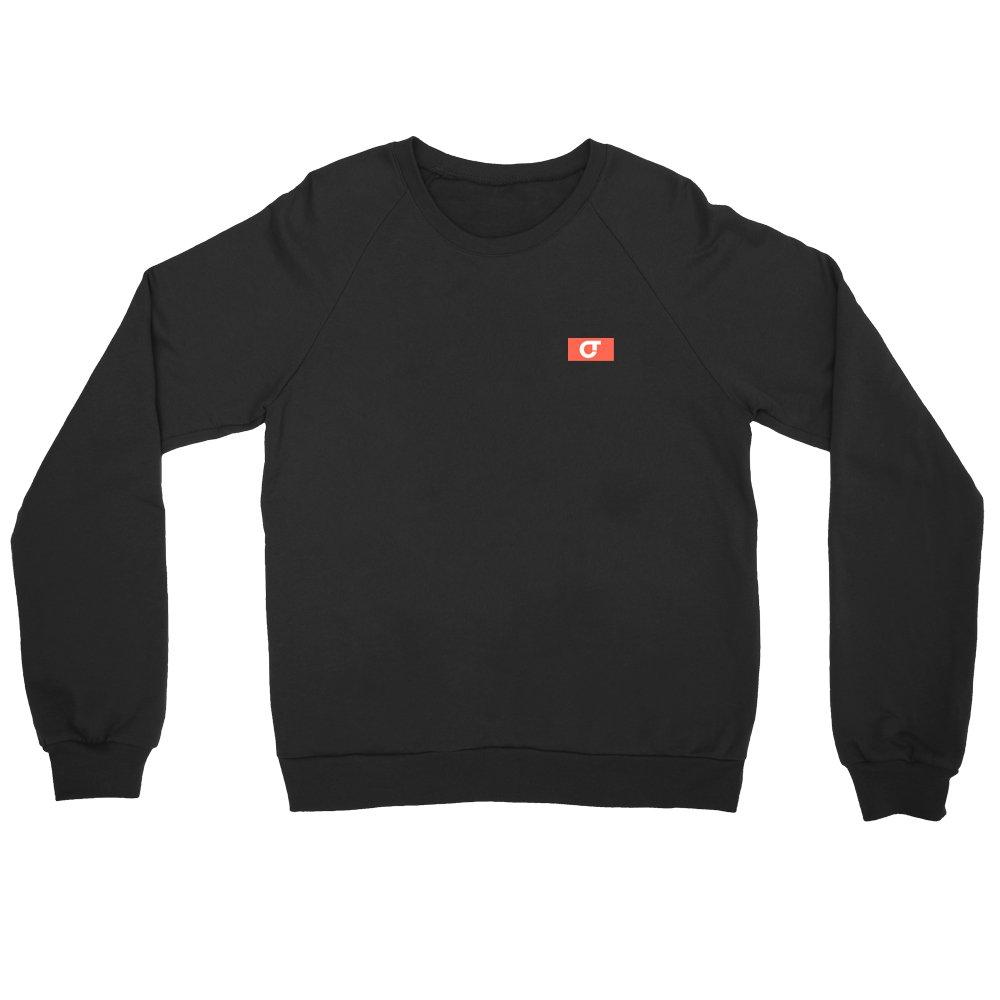 IMAGE | CT Logo Crewneck Sweatshirt (Black)