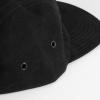 IMAGE   CT Logo Suede Hat (Black) - detail 4
