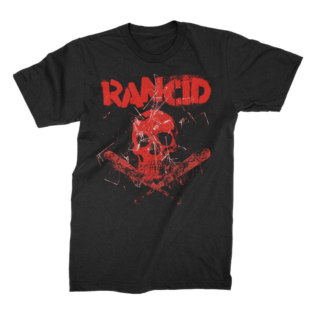 Skull / Bats T-Shirt (Black)