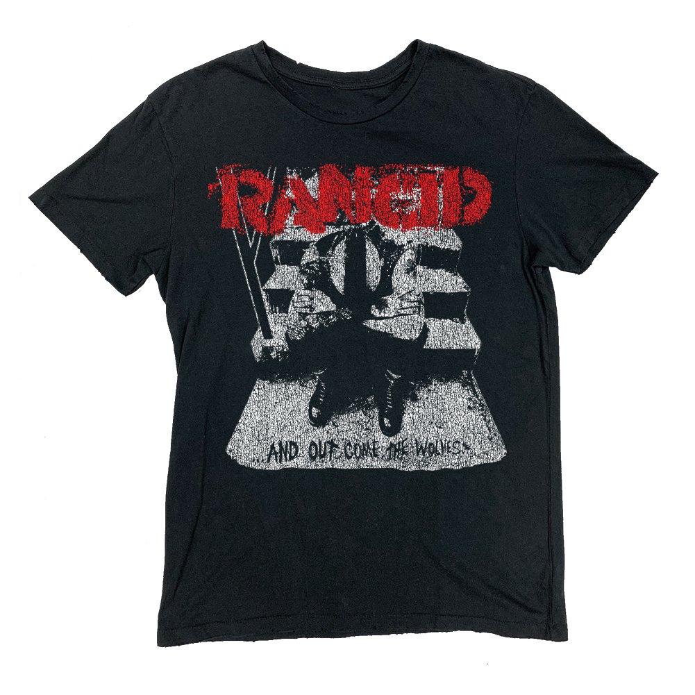 AOCTW Vintage T-Shirt (Antique Black)