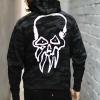 IMAGE | Stencil Logo/LWW Skull (Black Camo) - detail 3