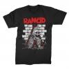 IMAGE | Crust Skele-Tim Breakout T-Shirt (Black) - detail 1